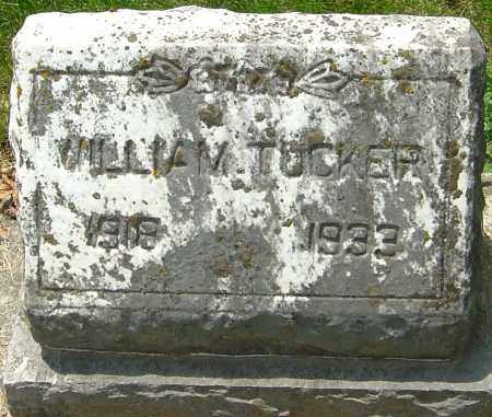 TUCKER, WILLIAM BLAKE - Montgomery County, Ohio | WILLIAM BLAKE TUCKER - Ohio Gravestone Photos