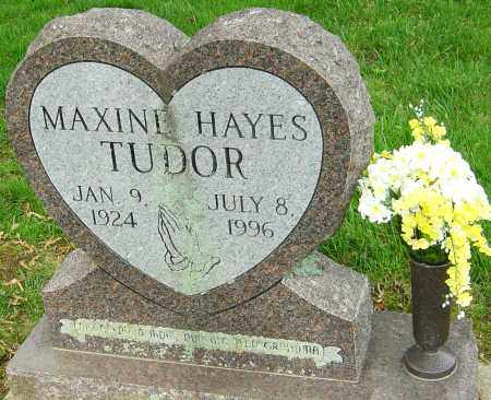 TUDOR, MAXINE - Montgomery County, Ohio | MAXINE TUDOR - Ohio Gravestone Photos