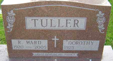 TULLER, R WARD - Montgomery County, Ohio | R WARD TULLER - Ohio Gravestone Photos