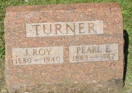 TURNER, J.ROY - Montgomery County, Ohio | J.ROY TURNER - Ohio Gravestone Photos