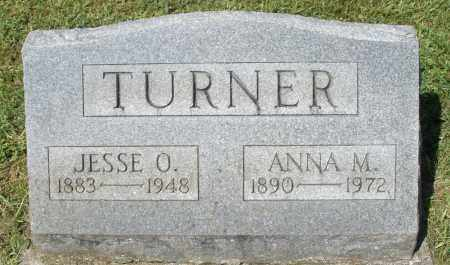 TURNER, ANNA M. - Montgomery County, Ohio | ANNA M. TURNER - Ohio Gravestone Photos