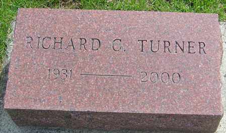 TURNER, RICHARD CHARLES - Montgomery County, Ohio | RICHARD CHARLES TURNER - Ohio Gravestone Photos