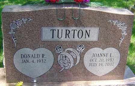UHL TURTON, JOANNE L - Montgomery County, Ohio | JOANNE L UHL TURTON - Ohio Gravestone Photos