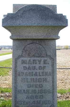 ULRICH, MARY C - Montgomery County, Ohio | MARY C ULRICH - Ohio Gravestone Photos