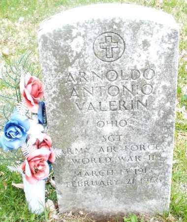 VALERIN, ARNOLDO ANTONIO - Montgomery County, Ohio | ARNOLDO ANTONIO VALERIN - Ohio Gravestone Photos
