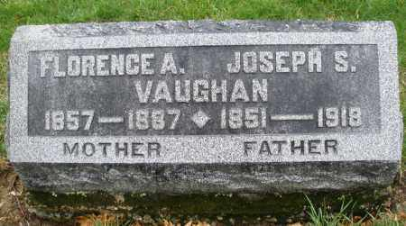 VAUGHAN, FLORENCE A. - Montgomery County, Ohio | FLORENCE A. VAUGHAN - Ohio Gravestone Photos