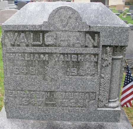 VAUGHAN, WILLIAM - Montgomery County, Ohio | WILLIAM VAUGHAN - Ohio Gravestone Photos