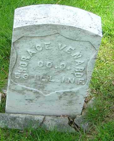 VENARD, HORACE - Montgomery County, Ohio | HORACE VENARD - Ohio Gravestone Photos