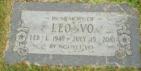 VO, LEO - Montgomery County, Ohio | LEO VO - Ohio Gravestone Photos