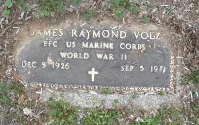 VOLZ, JAMES RAYMOND - Montgomery County, Ohio | JAMES RAYMOND VOLZ - Ohio Gravestone Photos
