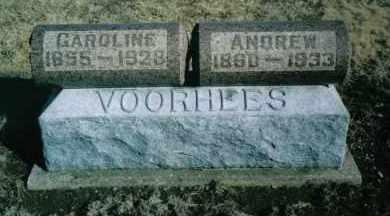 VOORHEES, ANDREW - Montgomery County, Ohio | ANDREW VOORHEES - Ohio Gravestone Photos