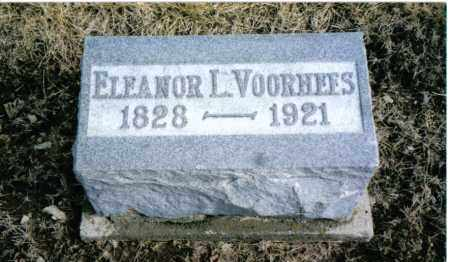 VOORHEES, ELEANOR L. - Montgomery County, Ohio | ELEANOR L. VOORHEES - Ohio Gravestone Photos