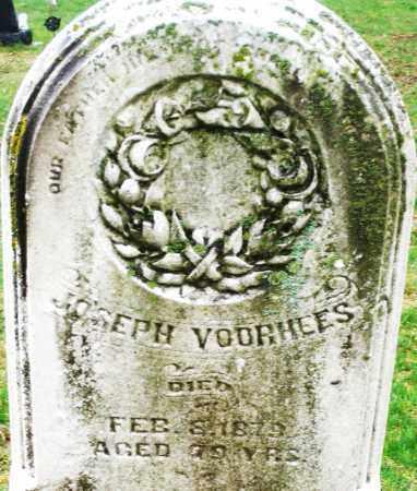 VOORHEES, JOSEPH - Montgomery County, Ohio | JOSEPH VOORHEES - Ohio Gravestone Photos