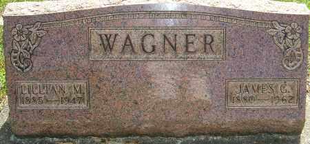 WAGNER, JAMES - Montgomery County, Ohio | JAMES WAGNER - Ohio Gravestone Photos