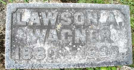WAGNER, LAWSON A. - Montgomery County, Ohio | LAWSON A. WAGNER - Ohio Gravestone Photos