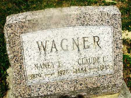 WAGNER, NANCY E. - Montgomery County, Ohio | NANCY E. WAGNER - Ohio Gravestone Photos