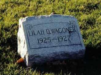 WAGONER, LILAH D. - Montgomery County, Ohio | LILAH D. WAGONER - Ohio Gravestone Photos