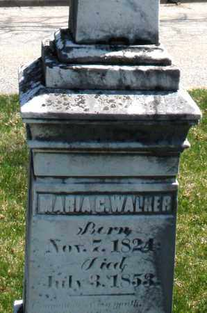 WALKER, MARIA - Montgomery County, Ohio | MARIA WALKER - Ohio Gravestone Photos