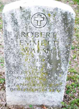 WALSH, ROBERT EMMETT - Montgomery County, Ohio | ROBERT EMMETT WALSH - Ohio Gravestone Photos