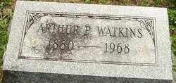 WATKINS, ARTHUR - Montgomery County, Ohio | ARTHUR WATKINS - Ohio Gravestone Photos