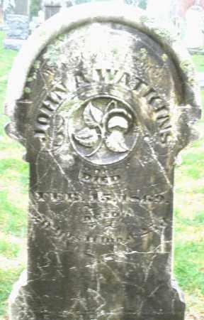 WATKINS, JOHN A. - Montgomery County, Ohio | JOHN A. WATKINS - Ohio Gravestone Photos