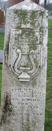 WATKINS, JOSEPH - Montgomery County, Ohio | JOSEPH WATKINS - Ohio Gravestone Photos