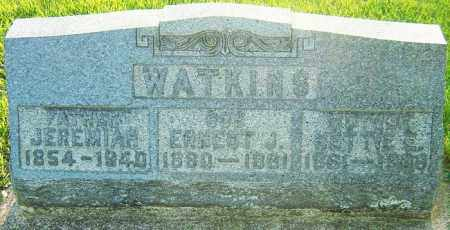 WELLER WATKINS, NELLIE - Montgomery County, Ohio | NELLIE WELLER WATKINS - Ohio Gravestone Photos