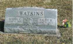 WATKINS, MABEL - Montgomery County, Ohio | MABEL WATKINS - Ohio Gravestone Photos