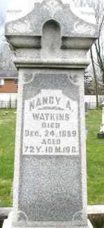 WATKINS, NANCY A. - Montgomery County, Ohio | NANCY A. WATKINS - Ohio Gravestone Photos