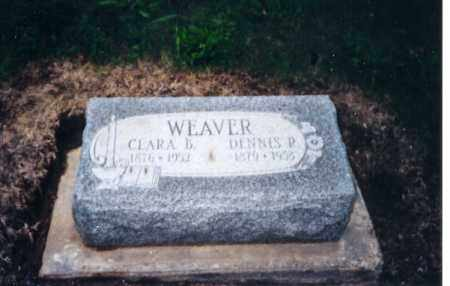 COTTRELL WEAVER, CLARA BELLE - Montgomery County, Ohio | CLARA BELLE COTTRELL WEAVER - Ohio Gravestone Photos