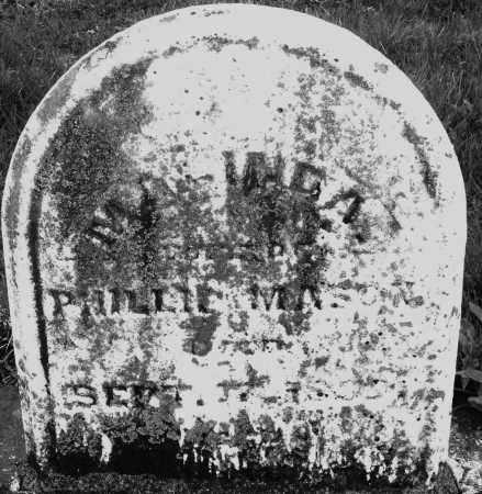 WEAVER, MALINDA - Montgomery County, Ohio | MALINDA WEAVER - Ohio Gravestone Photos