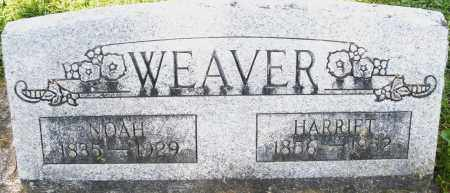WEAVER, HARRIET - Montgomery County, Ohio | HARRIET WEAVER - Ohio Gravestone Photos
