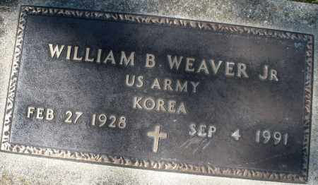 WEAVER, WILLIAM B. - Montgomery County, Ohio | WILLIAM B. WEAVER - Ohio Gravestone Photos