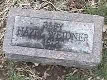 WEIDNER, HAZEL - Montgomery County, Ohio | HAZEL WEIDNER - Ohio Gravestone Photos