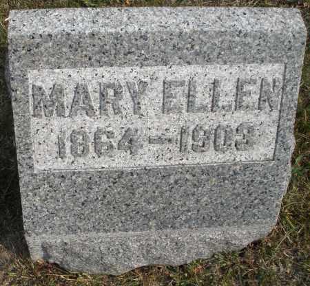 WEISER, MARY ELLEN - Montgomery County, Ohio | MARY ELLEN WEISER - Ohio Gravestone Photos