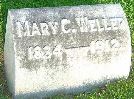 WELLER, MARY CATHERINE - Montgomery County, Ohio | MARY CATHERINE WELLER - Ohio Gravestone Photos