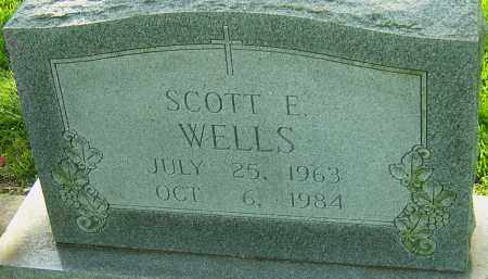 WELLS, SCOTT E - Montgomery County, Ohio | SCOTT E WELLS - Ohio Gravestone Photos