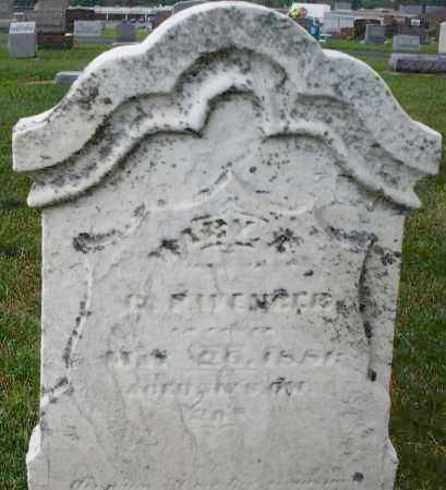 WENGER, MARY A. - Montgomery County, Ohio | MARY A. WENGER - Ohio Gravestone Photos