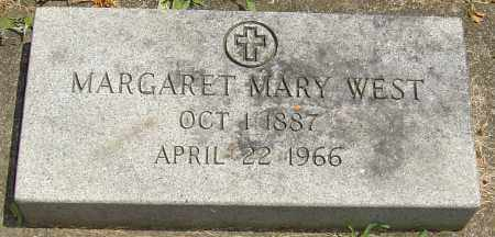WEST, MARGARET MARY - Montgomery County, Ohio | MARGARET MARY WEST - Ohio Gravestone Photos