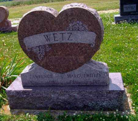 WETZ, MARGUERITE Y - Montgomery County, Ohio | MARGUERITE Y WETZ - Ohio Gravestone Photos