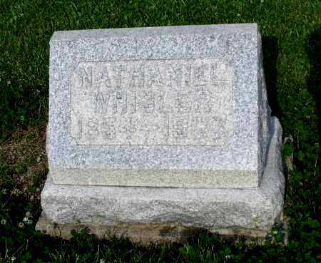 WHISLER, NATHANIEL - Montgomery County, Ohio | NATHANIEL WHISLER - Ohio Gravestone Photos