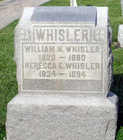 WHISLER, WILLIAM N. - Montgomery County, Ohio | WILLIAM N. WHISLER - Ohio Gravestone Photos