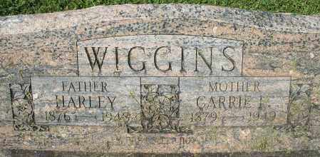 WIGGINS, CARRIE - Montgomery County, Ohio | CARRIE WIGGINS - Ohio Gravestone Photos