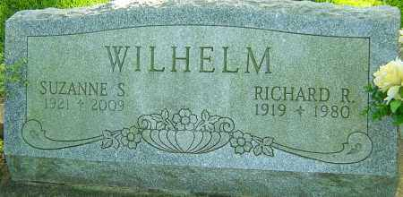 WILHELM, RICHARD R - Montgomery County, Ohio | RICHARD R WILHELM - Ohio Gravestone Photos