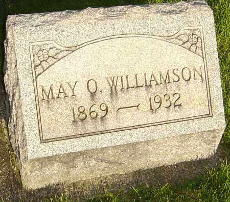 COOKE WILLIAMSON, MAY O - Montgomery County, Ohio | MAY O COOKE WILLIAMSON - Ohio Gravestone Photos