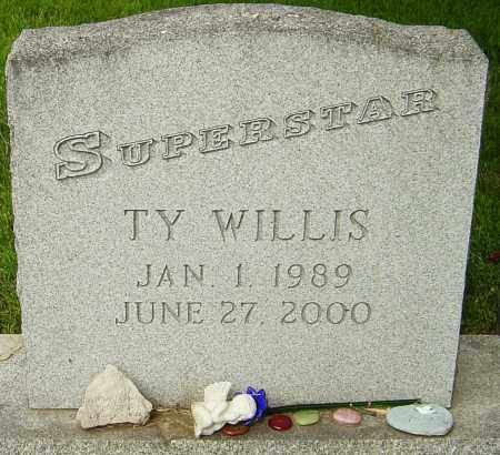 WILLIS, TY - Montgomery County, Ohio | TY WILLIS - Ohio Gravestone Photos