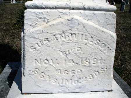 WILLSON, SUSAN - Montgomery County, Ohio | SUSAN WILLSON - Ohio Gravestone Photos