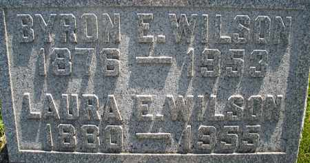 WILSON, LAURA E. - Montgomery County, Ohio | LAURA E. WILSON - Ohio Gravestone Photos