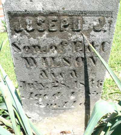 WILSON, JOSEPH J. - Montgomery County, Ohio | JOSEPH J. WILSON - Ohio Gravestone Photos