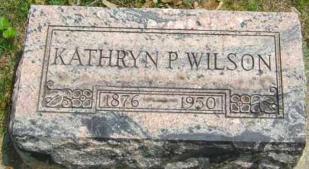 WILSON, KATHRYN - Montgomery County, Ohio | KATHRYN WILSON - Ohio Gravestone Photos